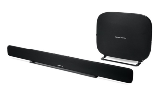 Скидка 67% на комплект Harman Kardon Omni Bar+ 120W soundbar + subwoofer system