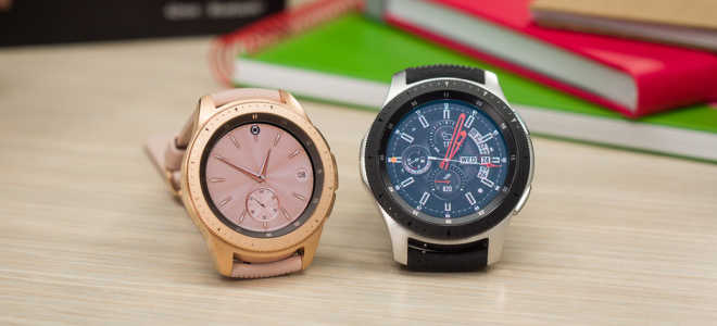 Скидка $50 на Samsung Galaxy Watch в Best Buy